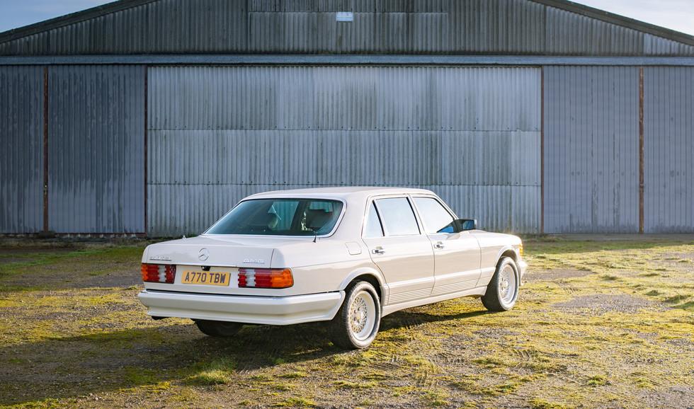 W126 Cream 500SEL for sale uk-7.jpg