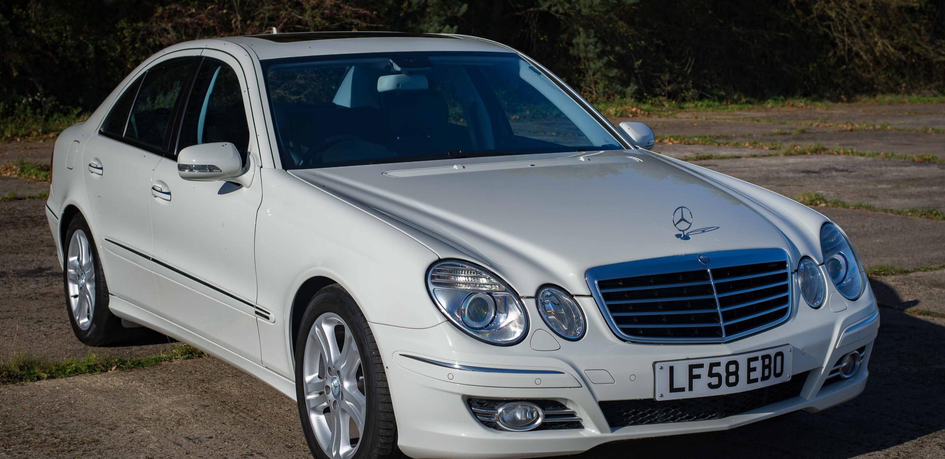 Mercedes E350 For Sale UK London  (27 of