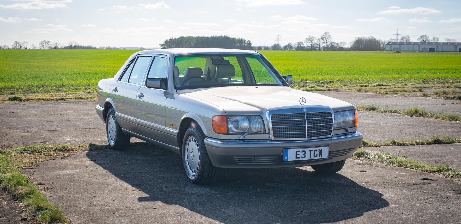 W126 420SEL E3TGW For Sale London-3.jpg