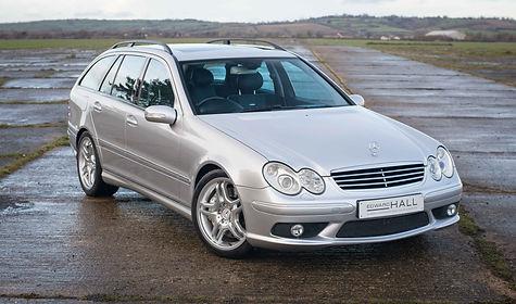 Mercedes C55 Estate For Sale UK London