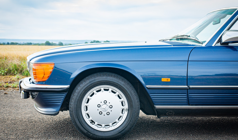 300SL 107 Blue for sale Uk london-11.jpg
