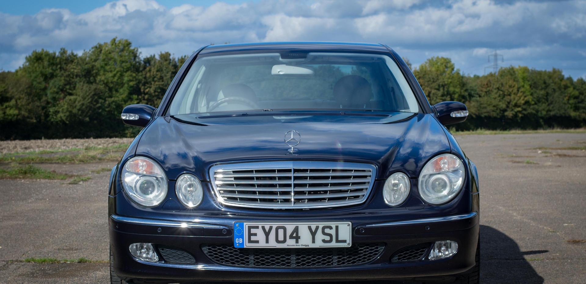 Mercedes E500 For Sale UK London  (14 of