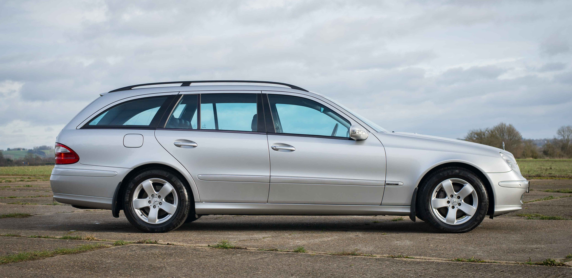 Mercedes E320CDI For Sale UK London  (41