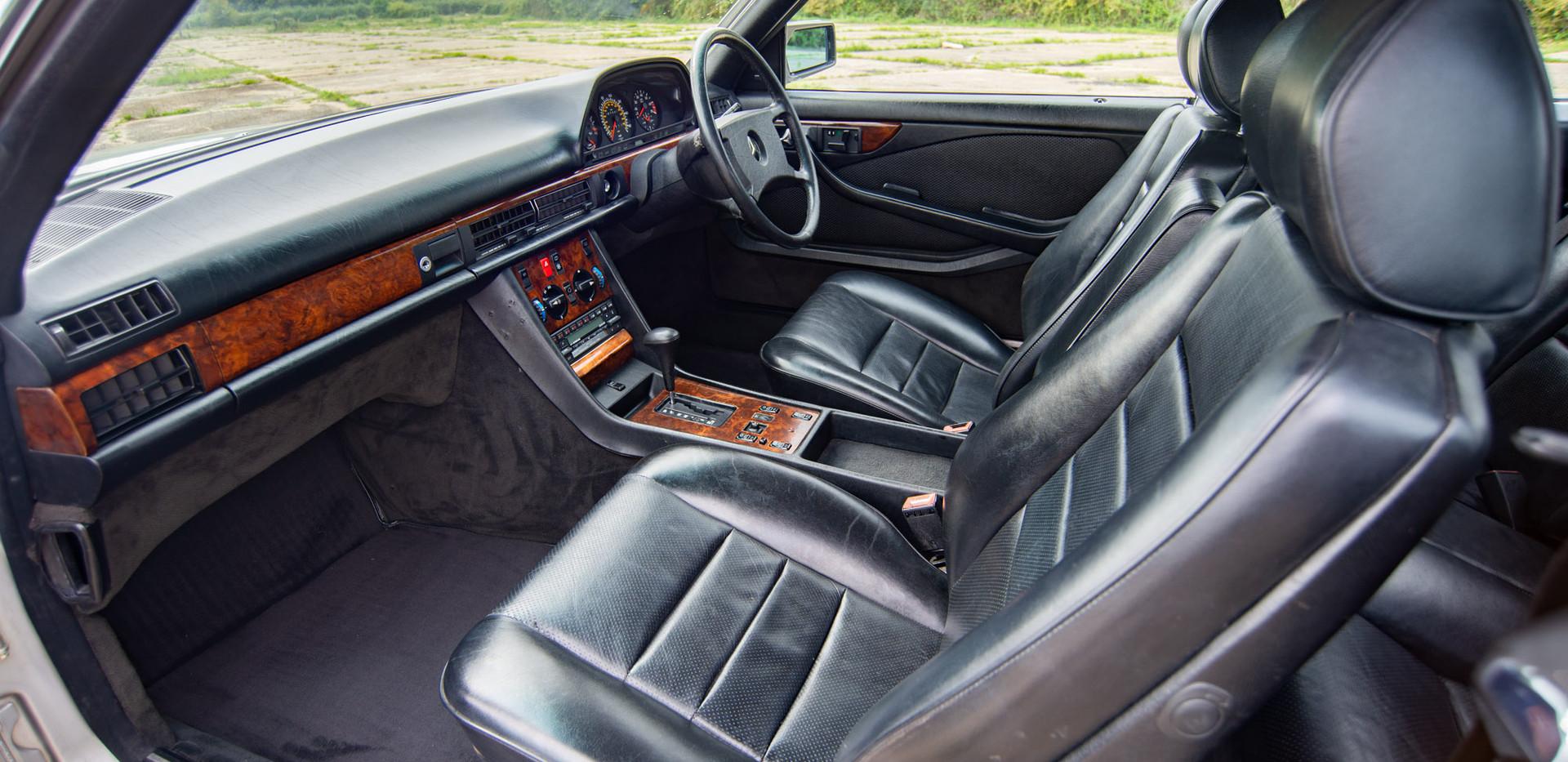 W126 420SEC - Uk for sale london-35.jpg