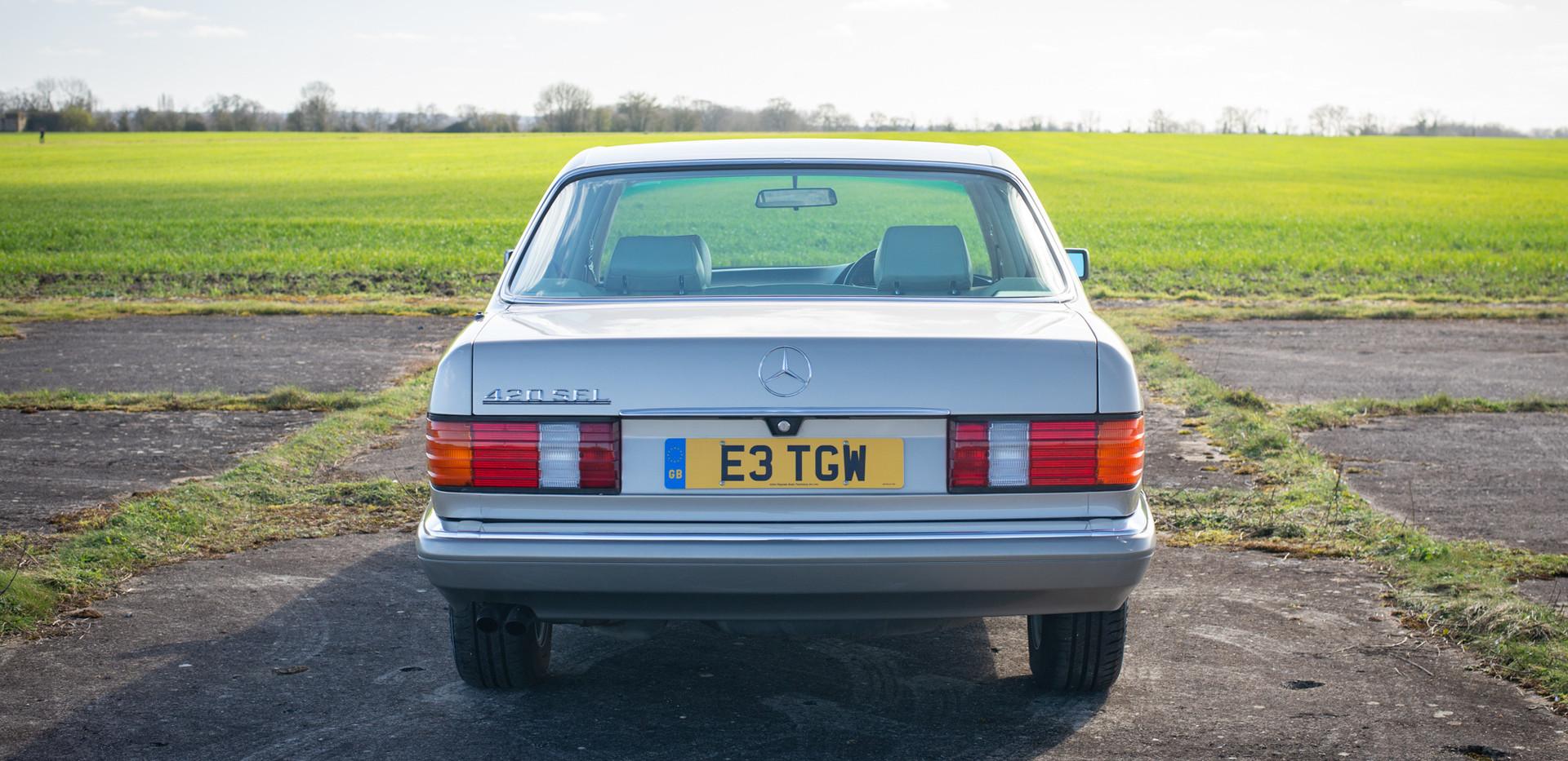 W126 420SEL E3TGW For Sale London-11.jpg