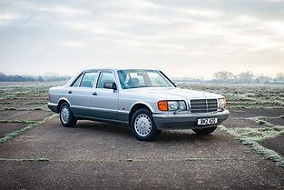 420SEL For sale uk london Mercedes_.jpg