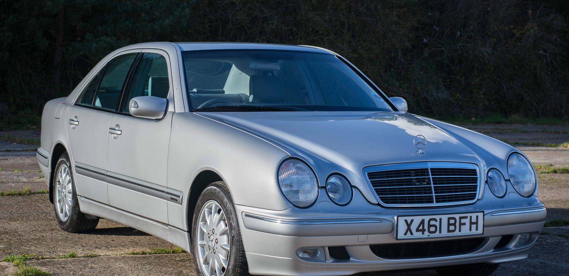Mercedes E240 For Sale UK London  (27 of