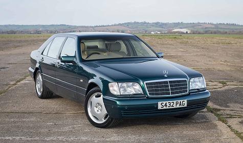 Mercedes W140 S420 For Sale UK London  (