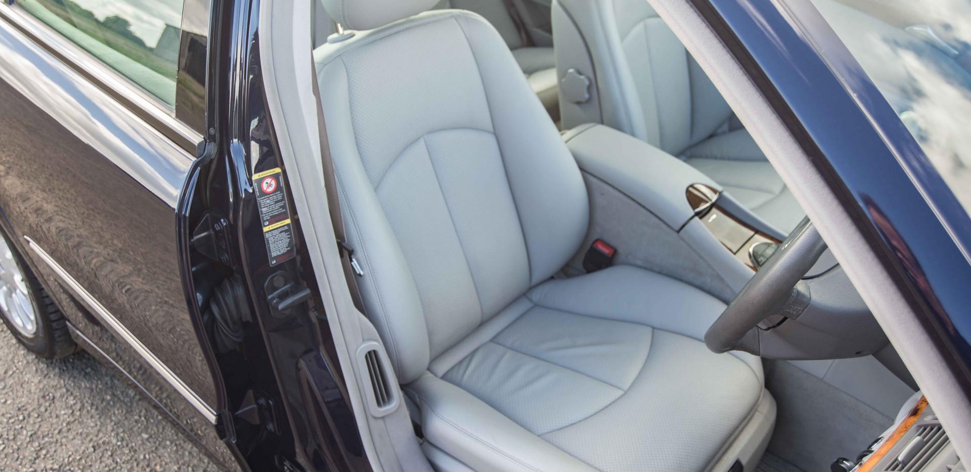 Mercedes E500 For Sale UK London  (33 of