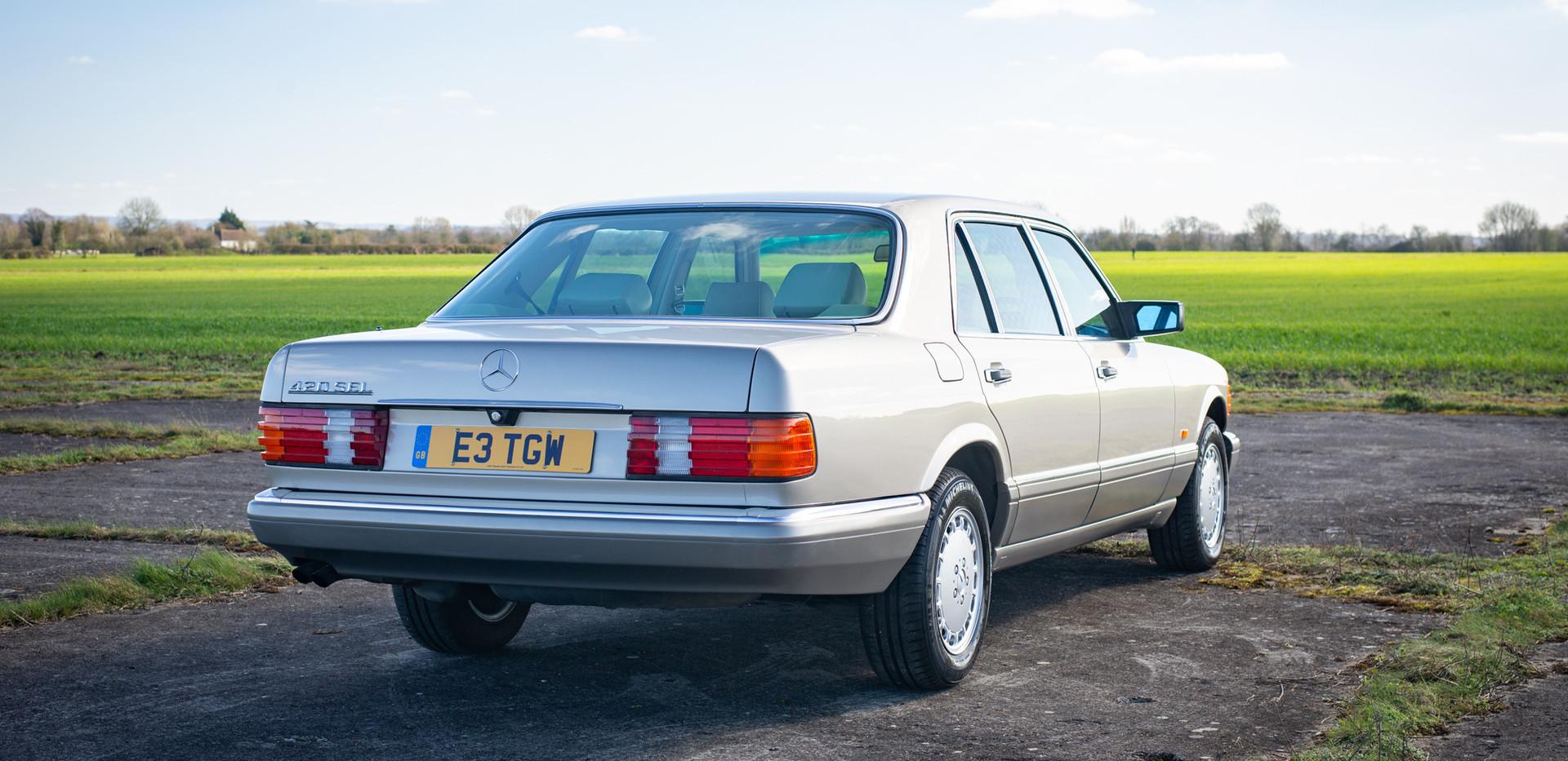 W126 420SEL E3TGW For Sale London-9.jpg