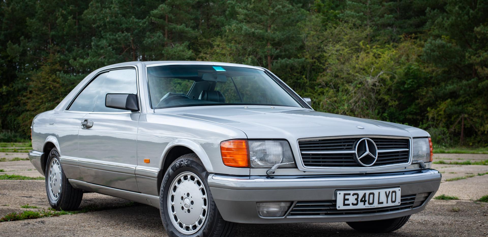 W126 420SEC - Uk for sale london.jpg