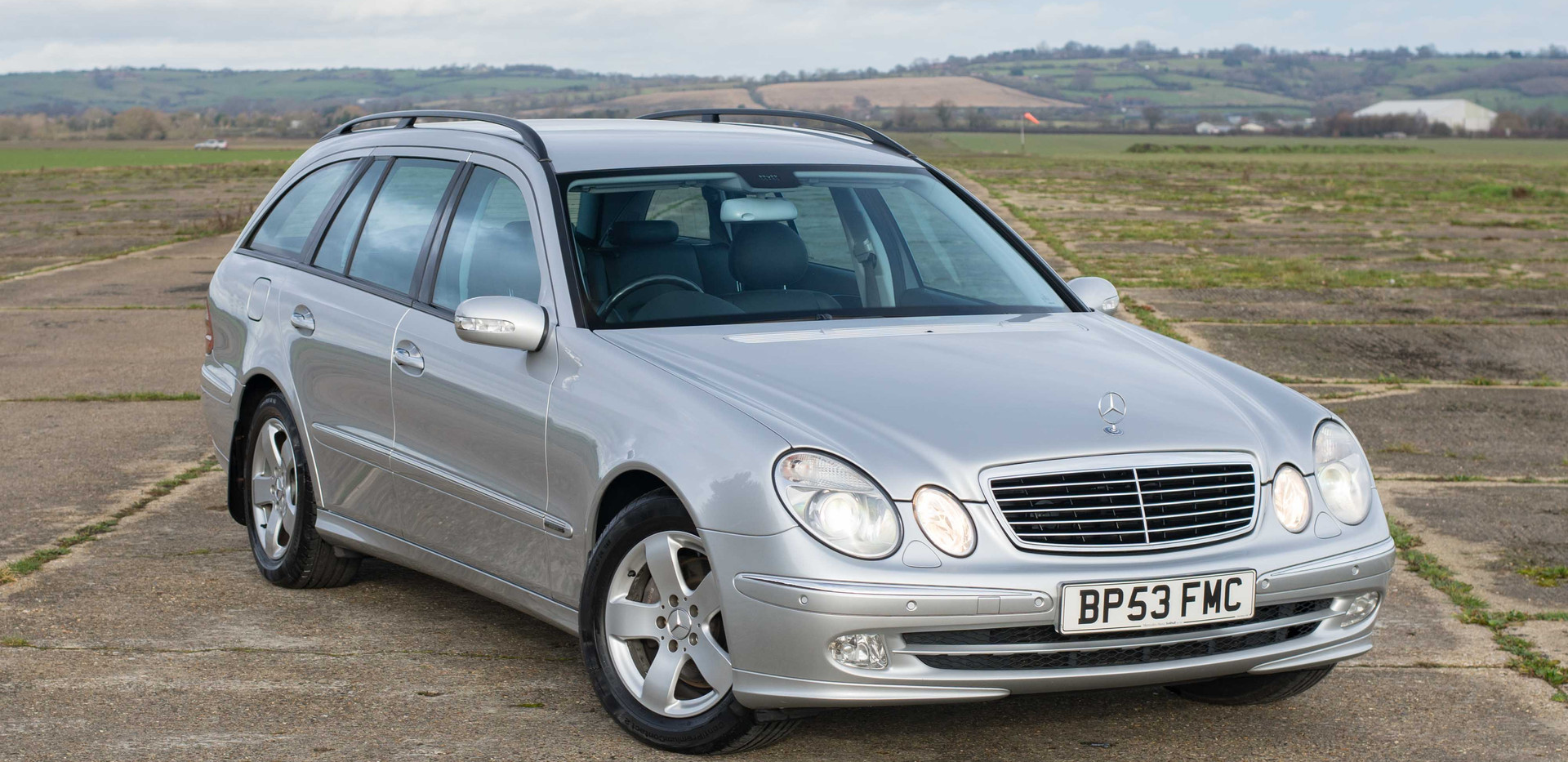 Mercedes E320CDI For Sale UK London  (39