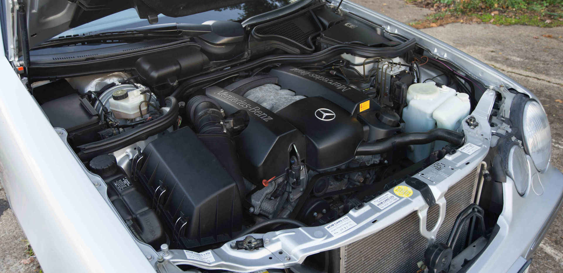 Mercedes E240 For Sale UK London  (80 of
