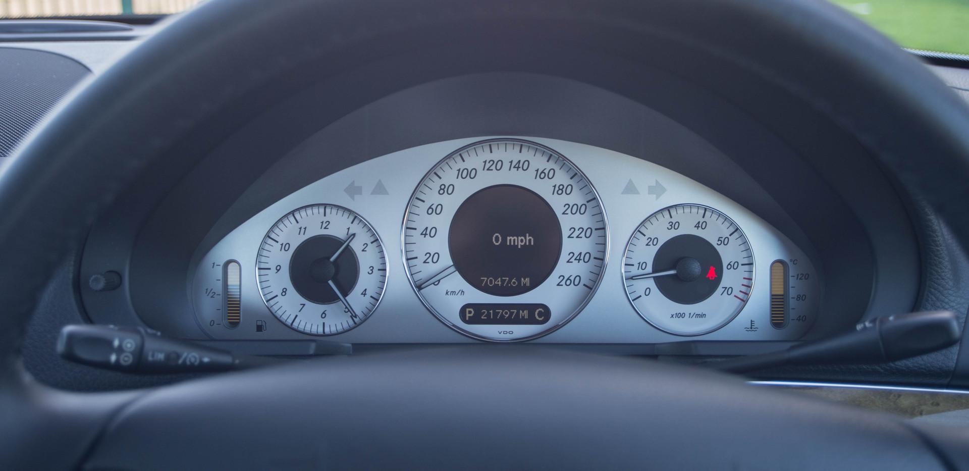 Mercedes E350 For Sale UK London  (35 of