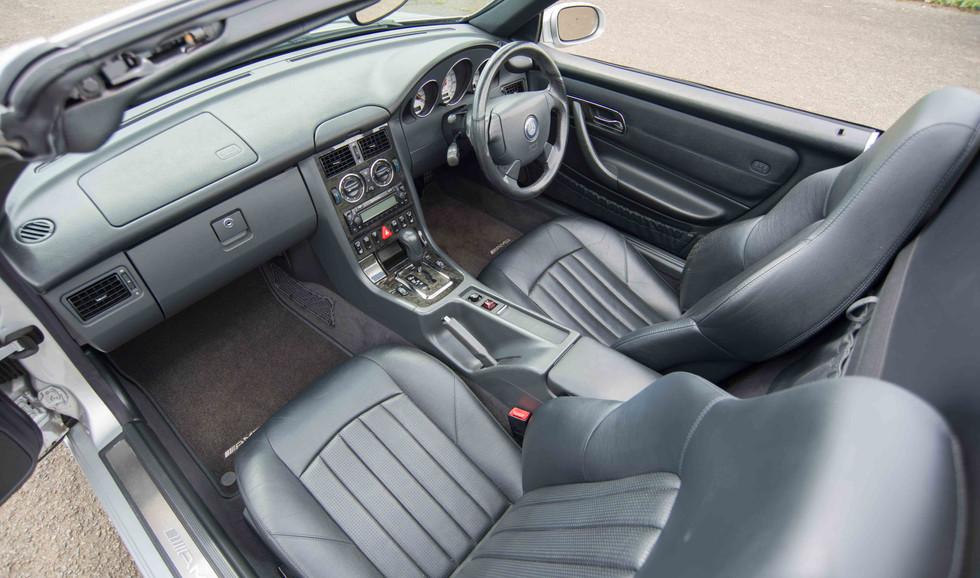 Mercedes R170 SLK32 AMG For Sale UK Lond