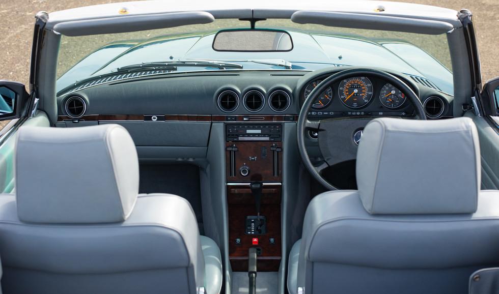 300SL 107 Blue for sale Uk london-30.jpg