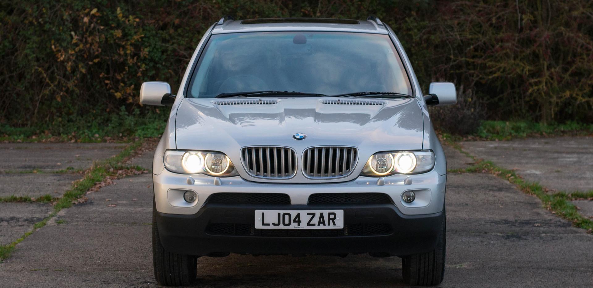 BMW E53 X5 4.4i For Sale UK London  (37