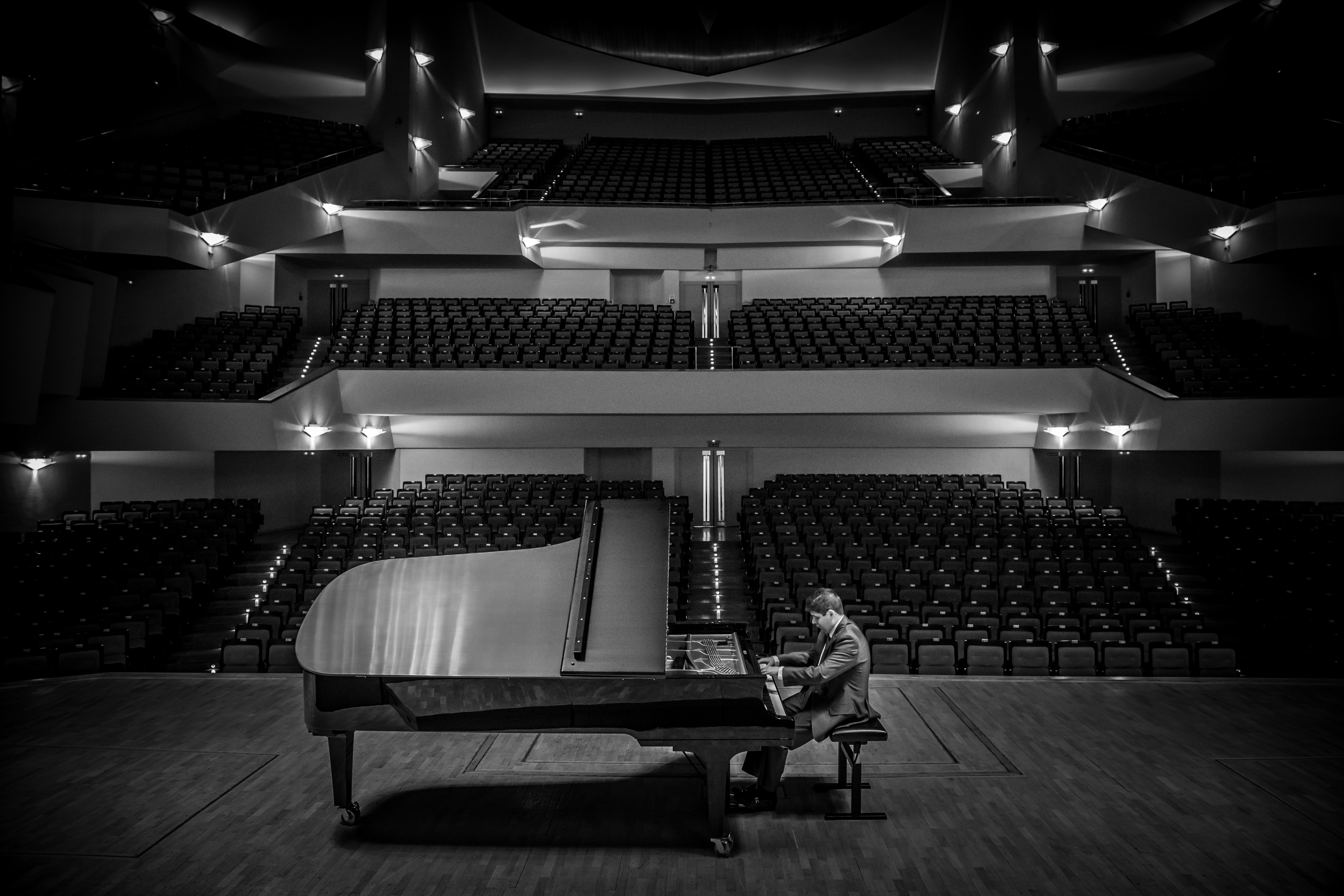 Teatro Real Yamaha