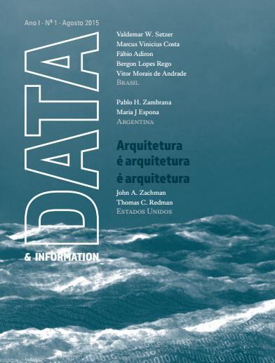 Lançamento da Revista DATA & INFORMATION