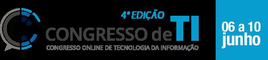 BLR DATA apoiará a quarta edição do Congresso Online de TI.