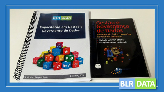 O curso Gestão e Governança de Dados foi realizado com sucesso em Porto Alegre-RS