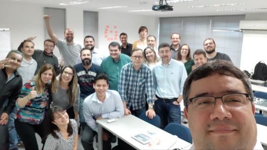 BLR DATA promoveu o Curso Arquitetura de Dados em São Paulo
