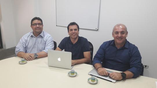 BLR DATA e M3 Consulting acertam parceria visando o desenvolvimento de soluções customizadas para Go
