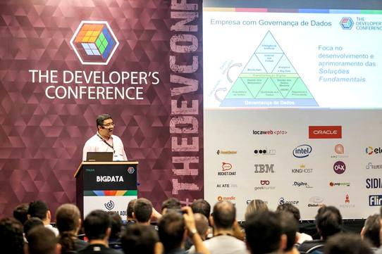 Fundador da BLR DATA ministrará 03 palestras na edição São Paulo da Developer's Conference (2018