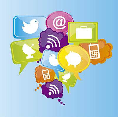 Conheça os endereços da BLR DATA nas mídias sociais