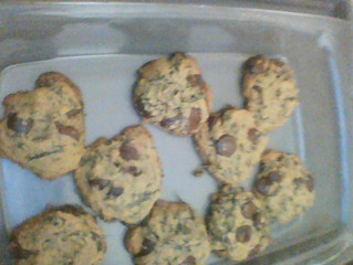 Easy canna cookies
