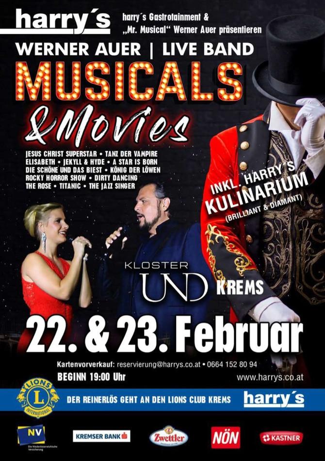Galanacht Musicals & Movies