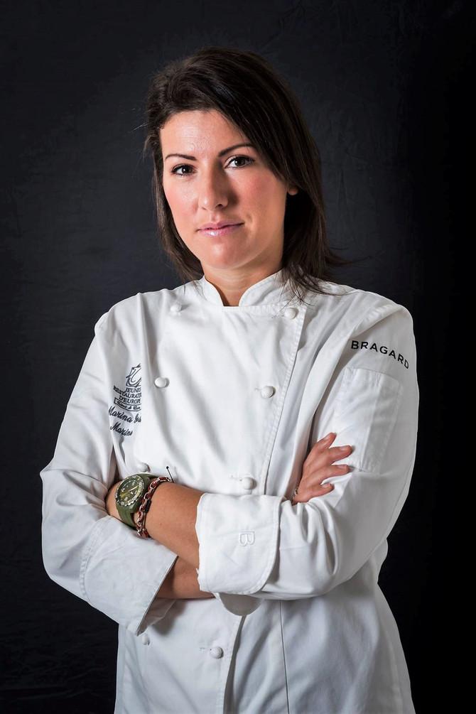 Marina Gaši zu Gast bei Charly Teuschl Wachau Gourmet Festival