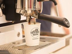 New for 2019, The Espresso Bar!