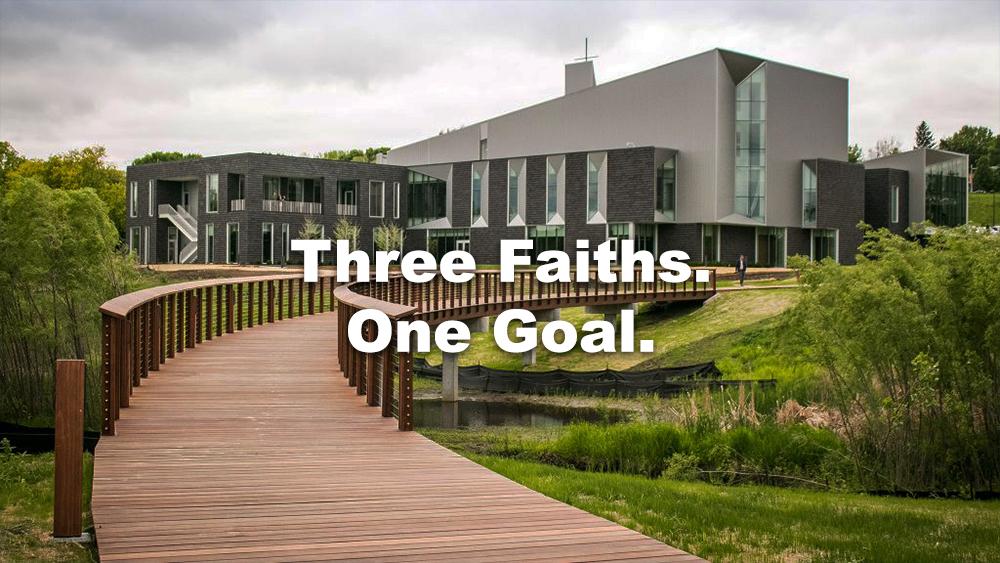 Three Faiths One Goal