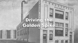 Driving the Golden Spike