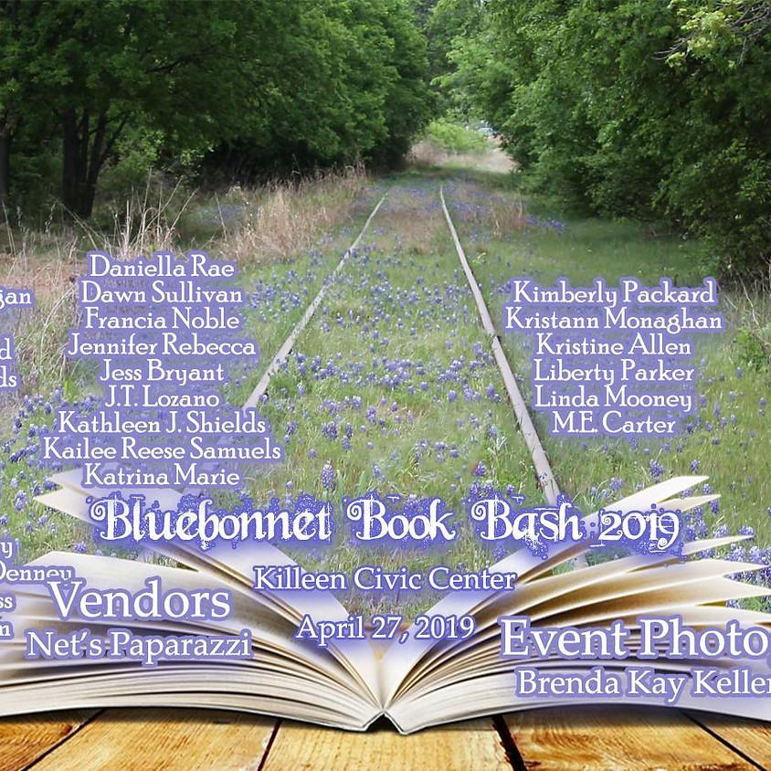 Bluebonnet Book Bash 2019