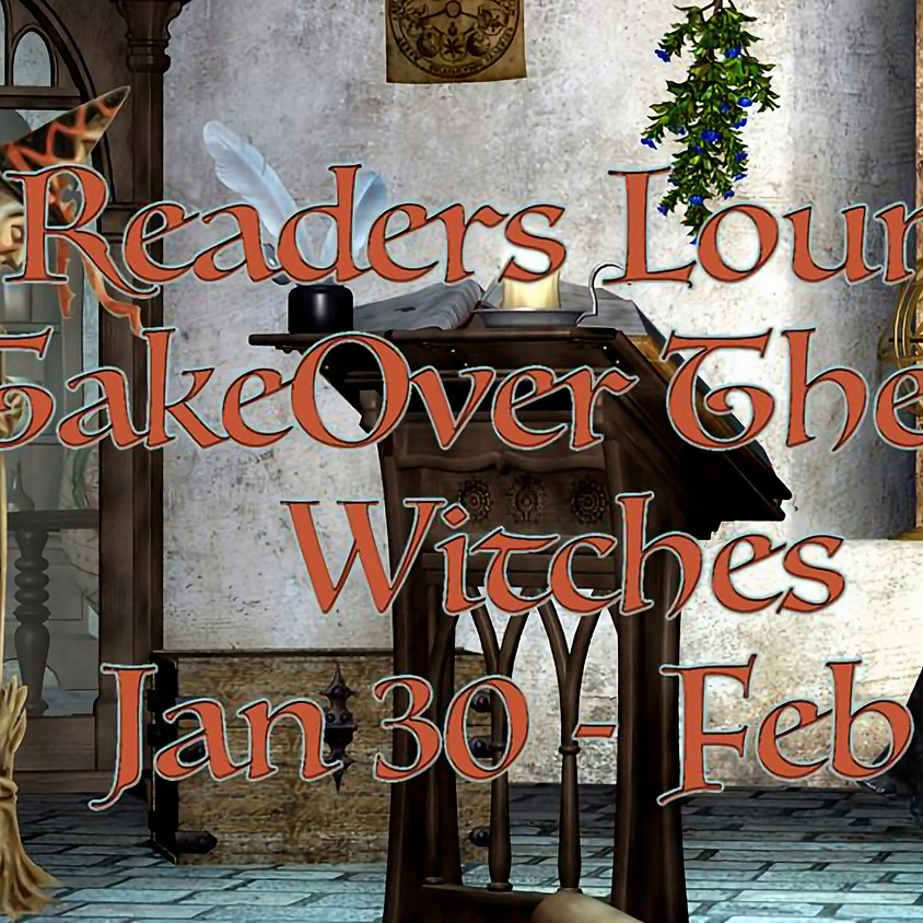 Witches - Readers Lounge Takeover