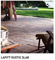 Belgard Lafitt Rustic Slab Brochure