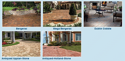 Belgard/Coastal Antiqued