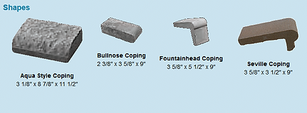 Belgard/Coastal Coping