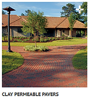 Belgard Clay Permeable Pavers Brochure