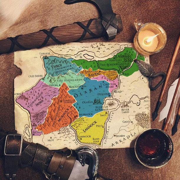 The Kingdom of Olaran