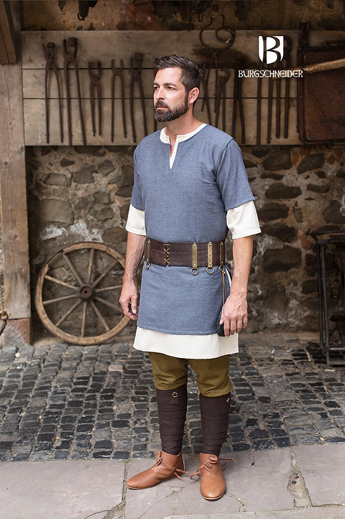 Short-Sleeve Tunic Aegir