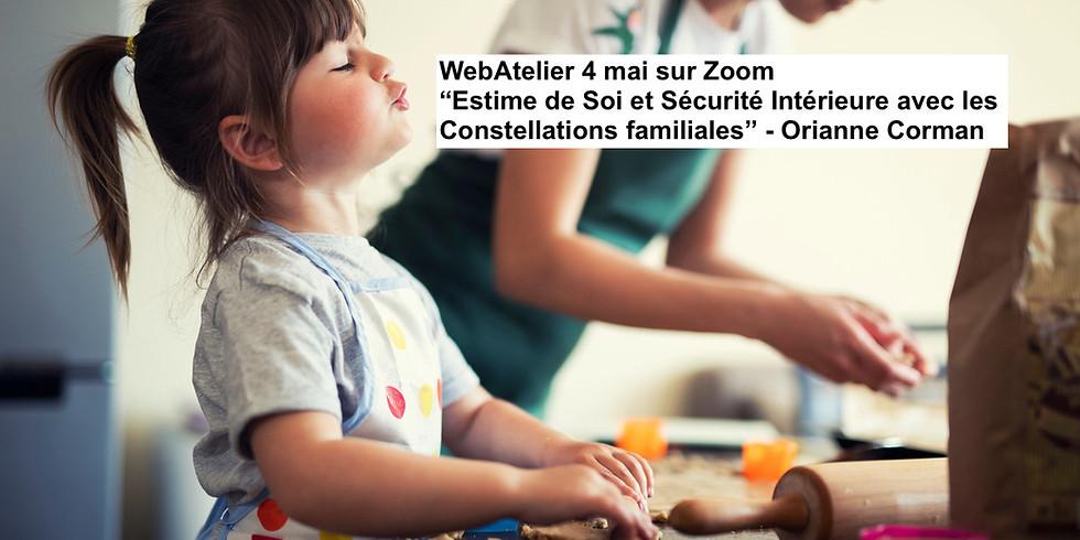 """WebAtelier """"Estime de Soi et Sécurité Intérieure"""""""