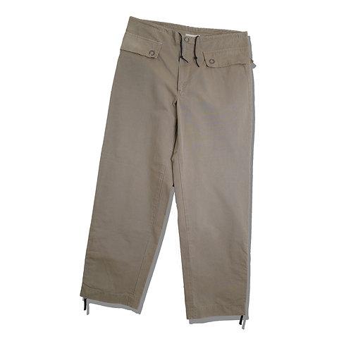 Emporio Armani Attachment Wide Pants