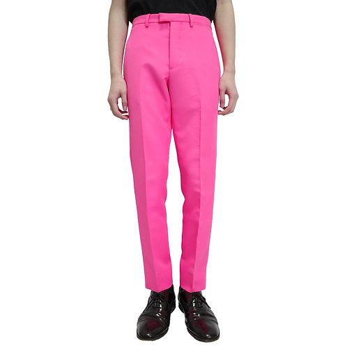 Jil Sander by Raf Simons Sensual Pink Slacks