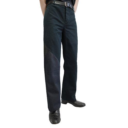 Casey Vidalenc Asymmetry Cotton Trousers