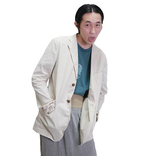 Jil Sander by Raf Simons Sleek Cotton Jacket