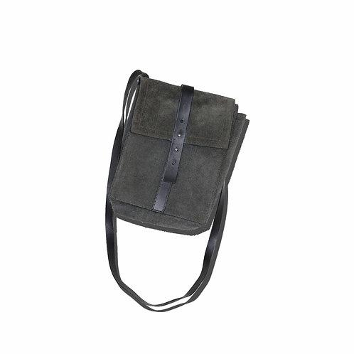 Dirk Bikkembergs Leather Shoulder Bag