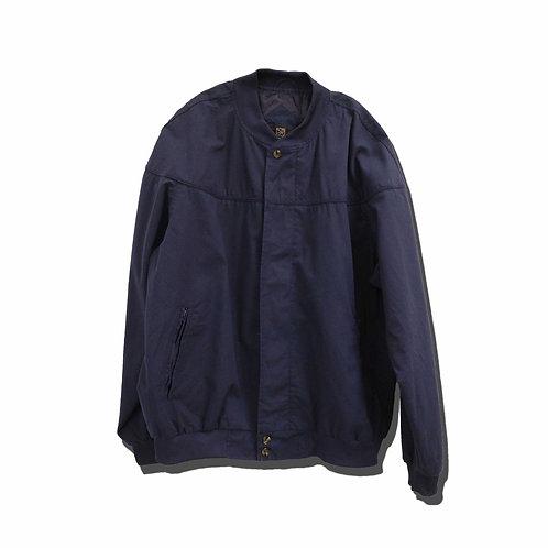 Navy Derby Jacket